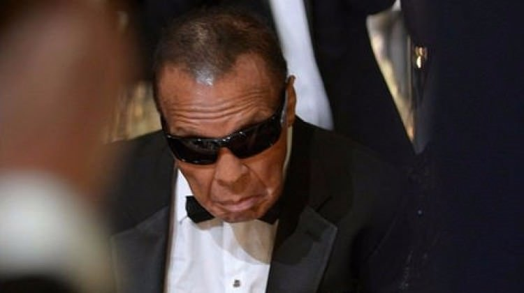 Muhammed Ali'nin son hali