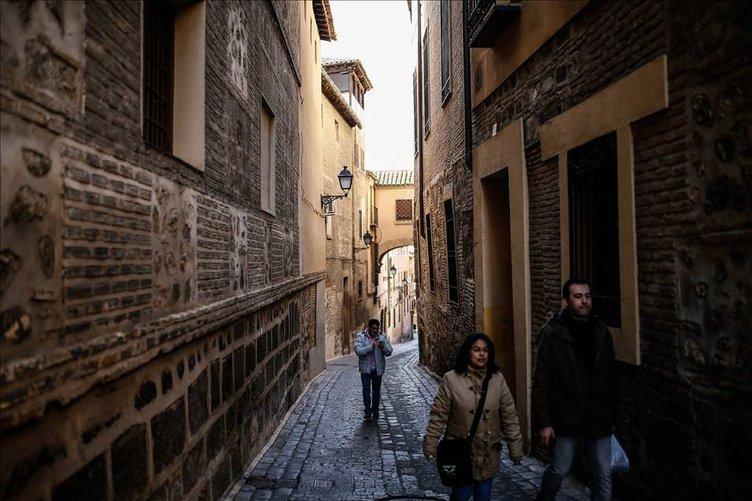 3 Kültür ve Tolerans Şehri Toledo