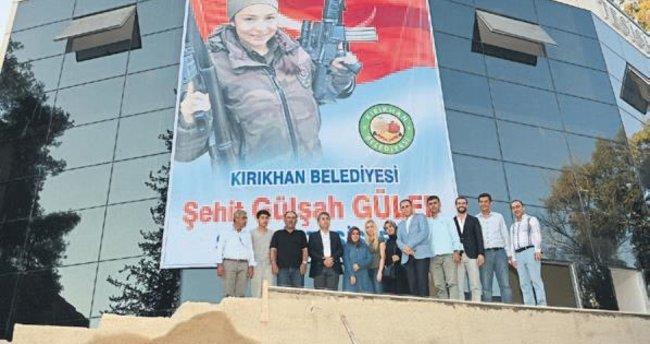 Şehit polis Güler'in ismi yaşatılacak
