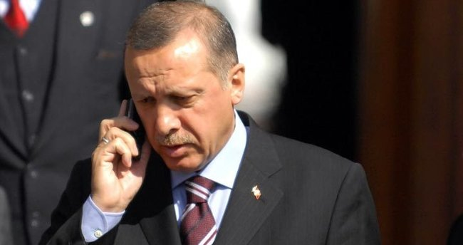 Cumhurbaşkanı Erdoğan, Çipras ile telefonla görüştü