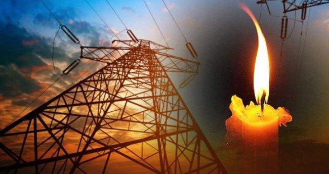 İstanbul'da elektrik kesintisi