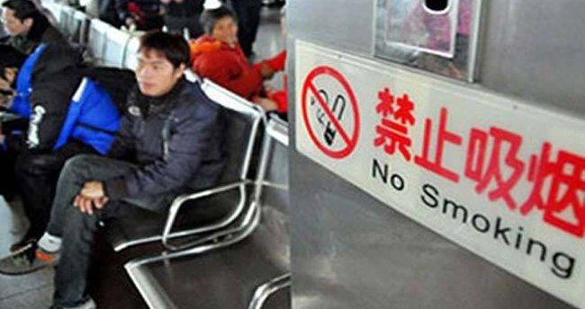 Çin sigarayı yasaklıyor