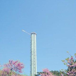 Çamlıca'da kule tamam