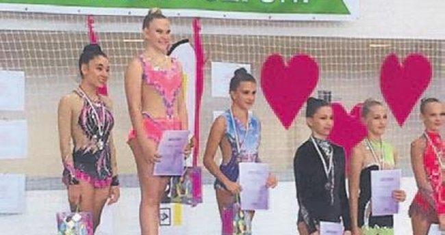 Cimnastikçilerin Macar zaferi