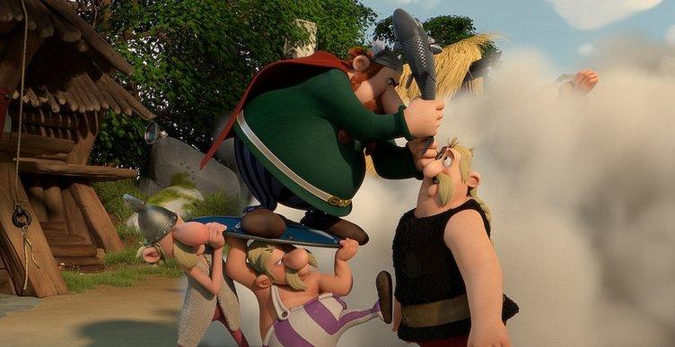 Asteriks: Roma Sitesi filminden kareler