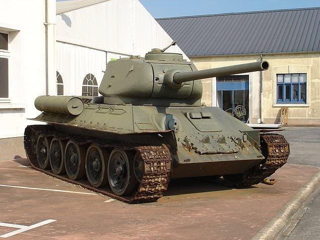 2. Dünya Savaşı'nın ölümcül tankları