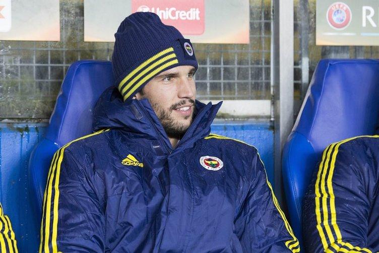 Molde-Fenerbahçe maçından kareler