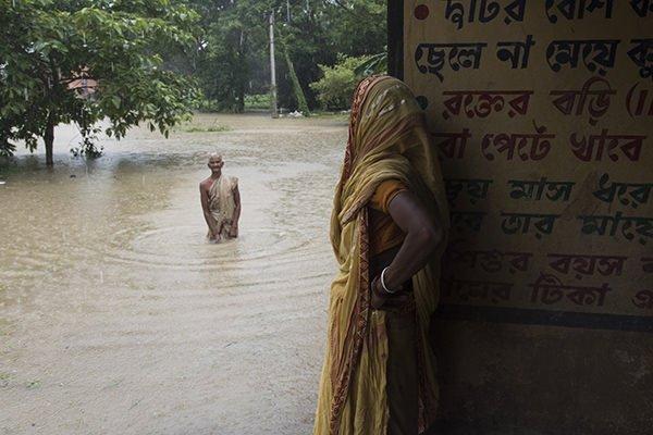 Hindistan'da sel