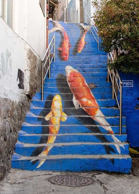 Bu merdivenlerden çıkmak hiç zor gelmeyecek!