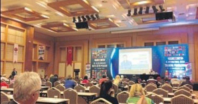 44 ülke medyası Antalya'ya geliyor