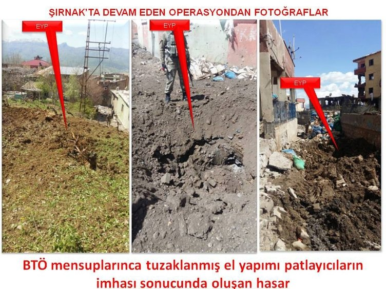 PKK'lıların hücresinden Hasan Cemal'in kitabı çıktı
